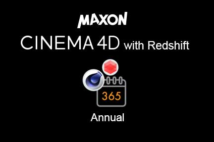 Cinema 4D with Redshift
